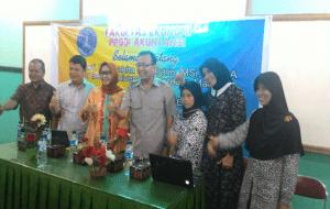 Foto Bersama dengan Ibu Prof.Dr.Grahita Candrarin,Msi,Ak,CA